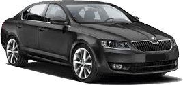 Imagine cu Skoda Octavia 3 transfer standard - Standard sedan