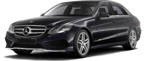 Imagine cu Mercedes Benz E Classe pentru transferul business