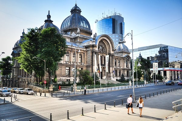 4 hours Bucharest city tour - Standard