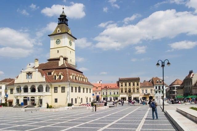 Image of Brasov downtownTrip to Brasov Romania