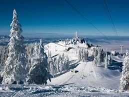 image of ski slope in poiana brasov otopeni airport to poiana brasov transport