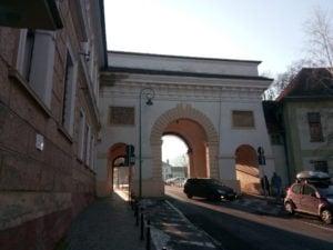 Imagine cu orasul Brasov pentru excursii de o zi
