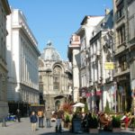 Image of Bucharest city center