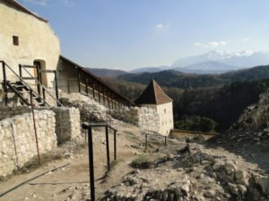 Rasnov Fortress day trip